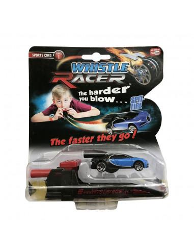Whistle Racer Auto 1.0 met lanceerbaan