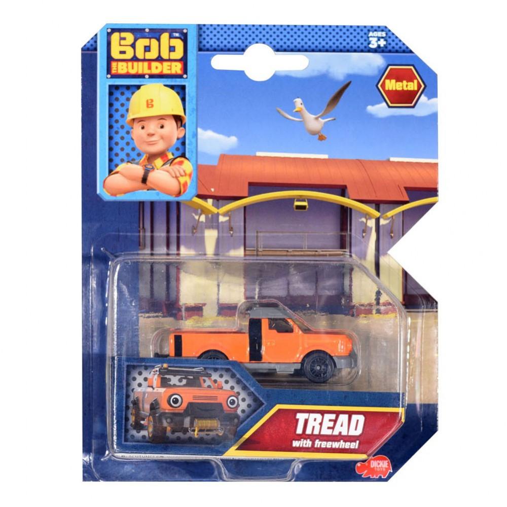 Bob de Bouwer Die-cast Speelfiguur - Tread BT