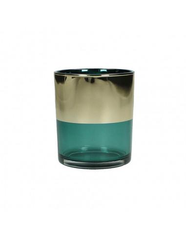 Waxinelichthouder Groen, 10cm