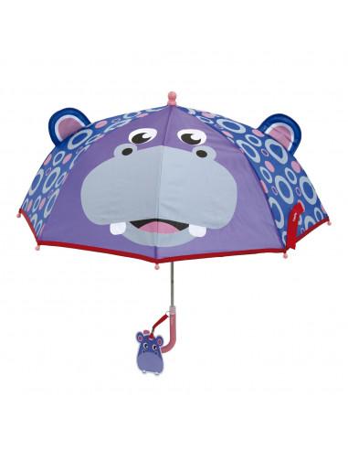 Fisher Price Paraplu - Nijlpaard