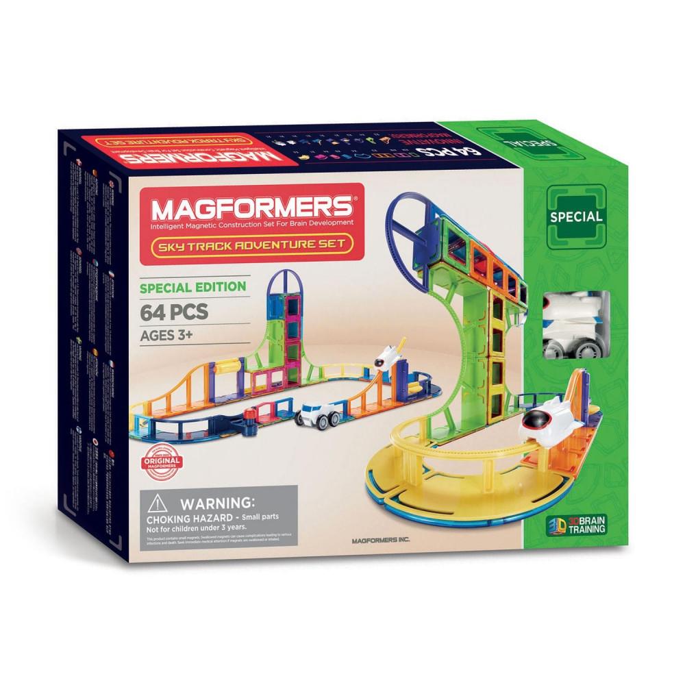 Magformers Sky Track, 62dlg.