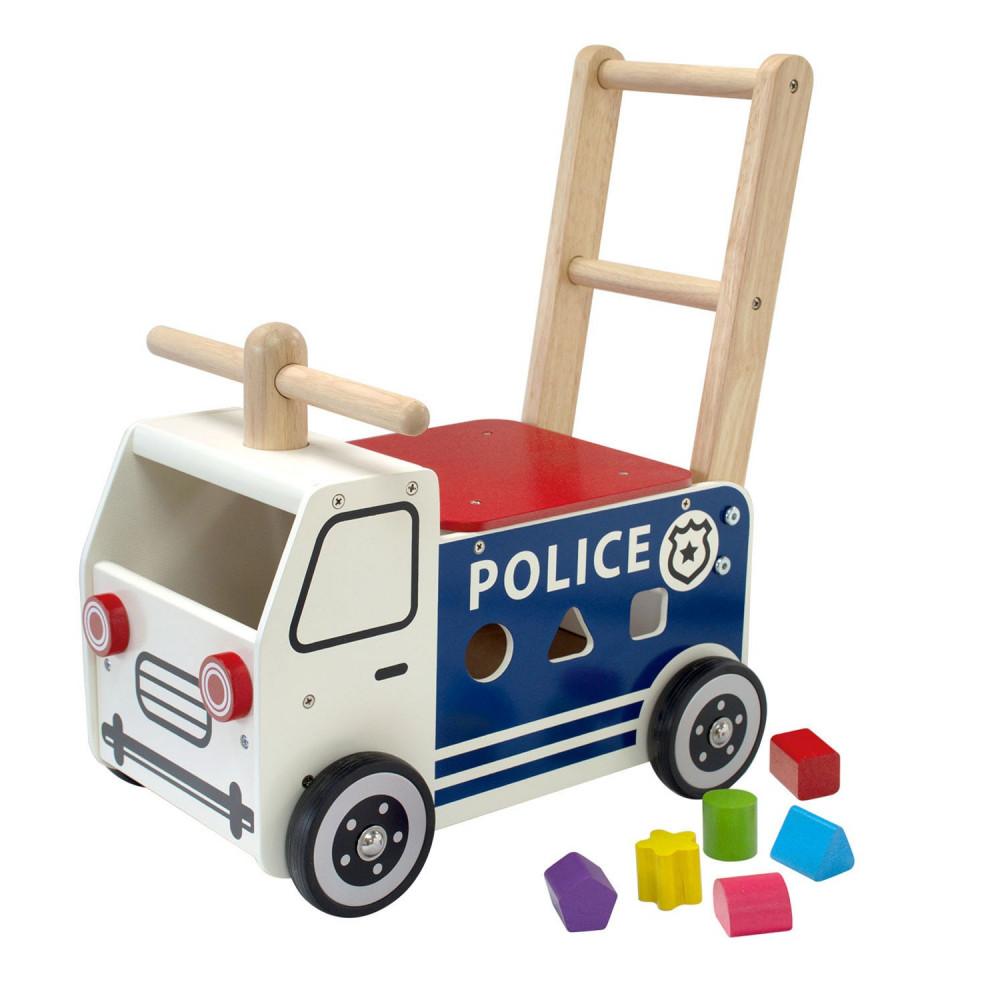 I'm Toy Loop- en Duwwagen Politie