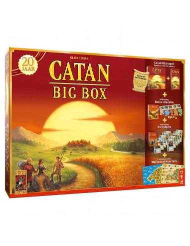 Catan Big Box Jubileumeditie