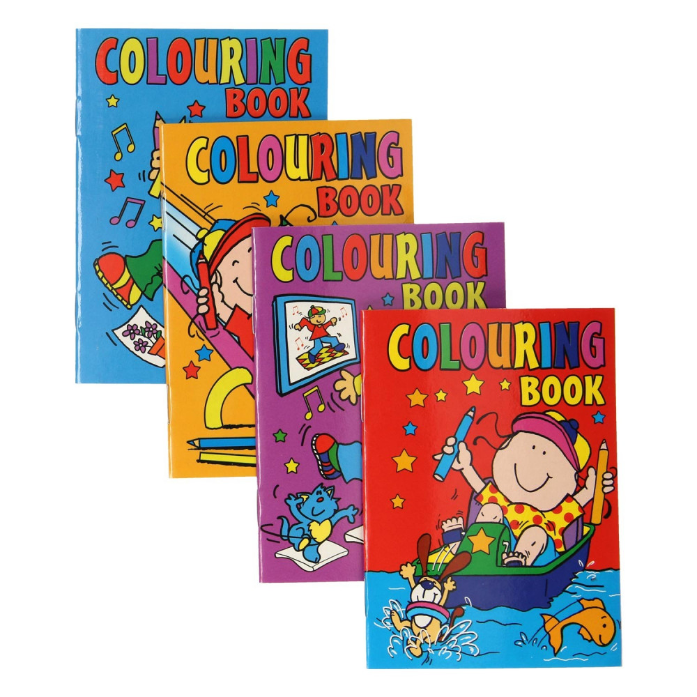 Compact Kleurboek