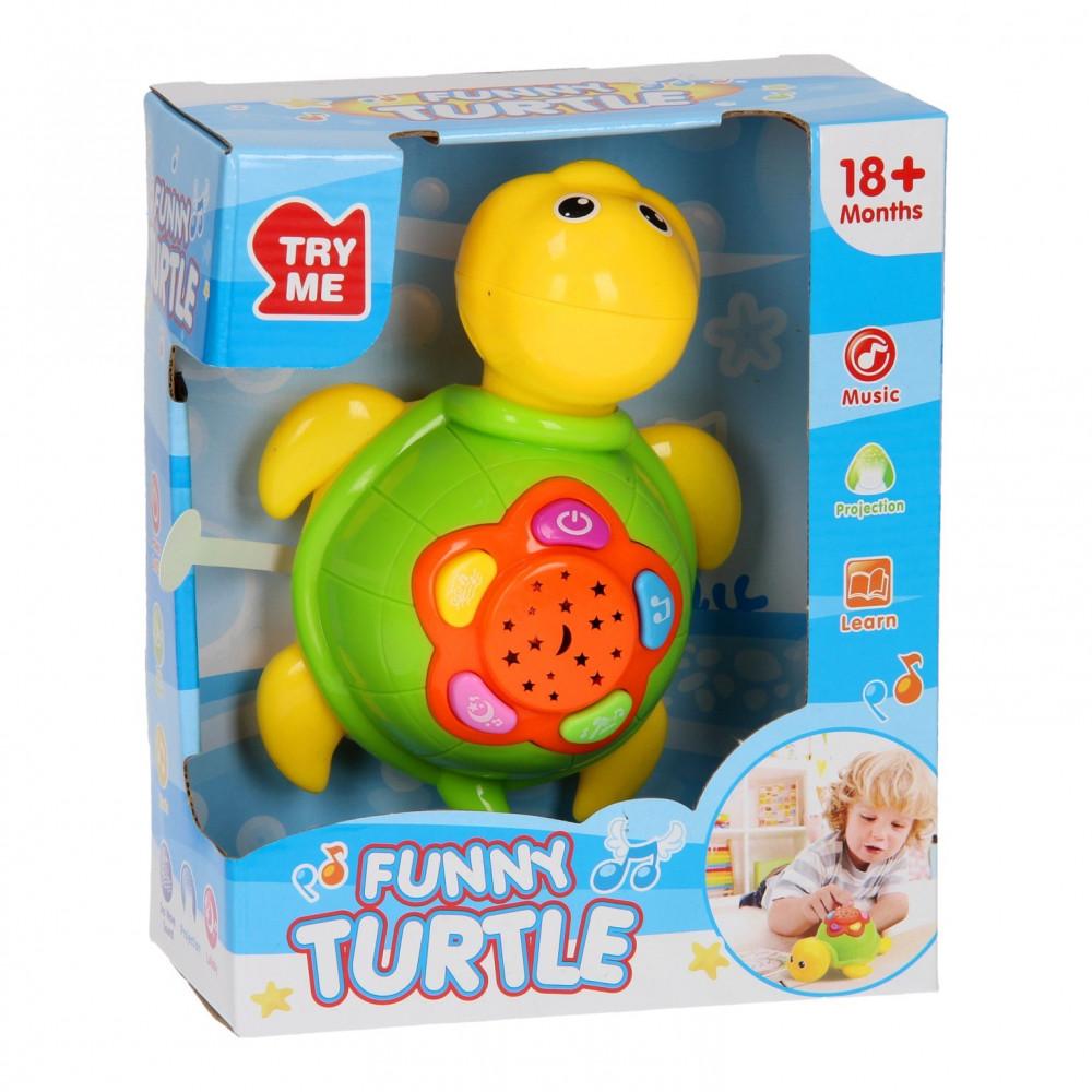 Speeldieren Licht & Geluid - Schildpad