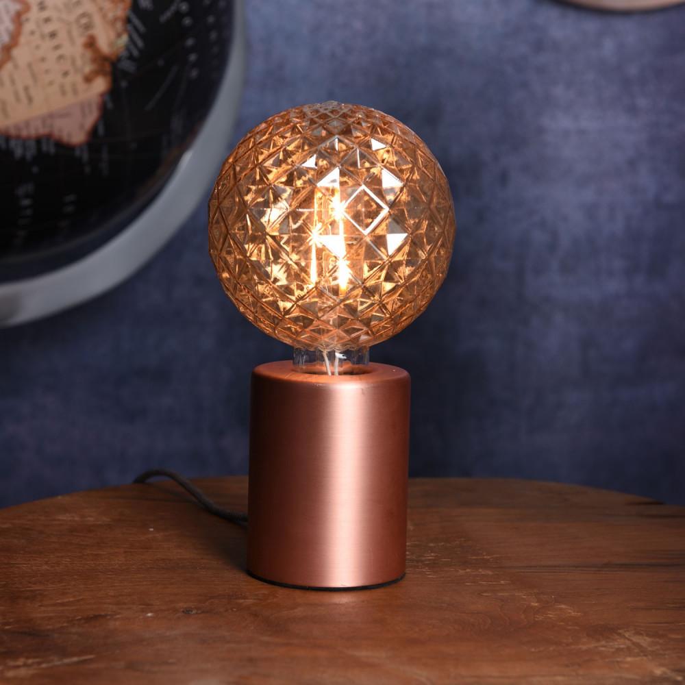 LED Lamp G125 Ananas Edison