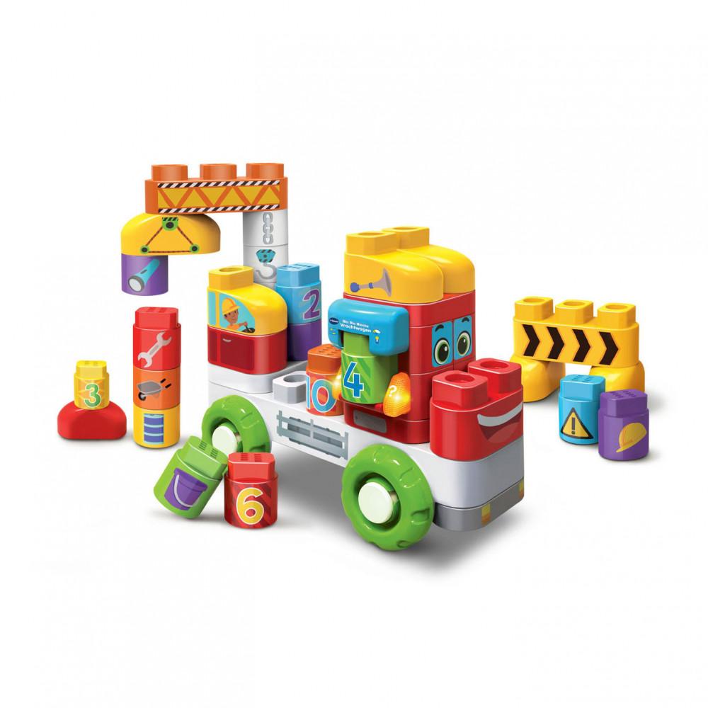 VTech Bla Bla Blocks - Vrachtauto