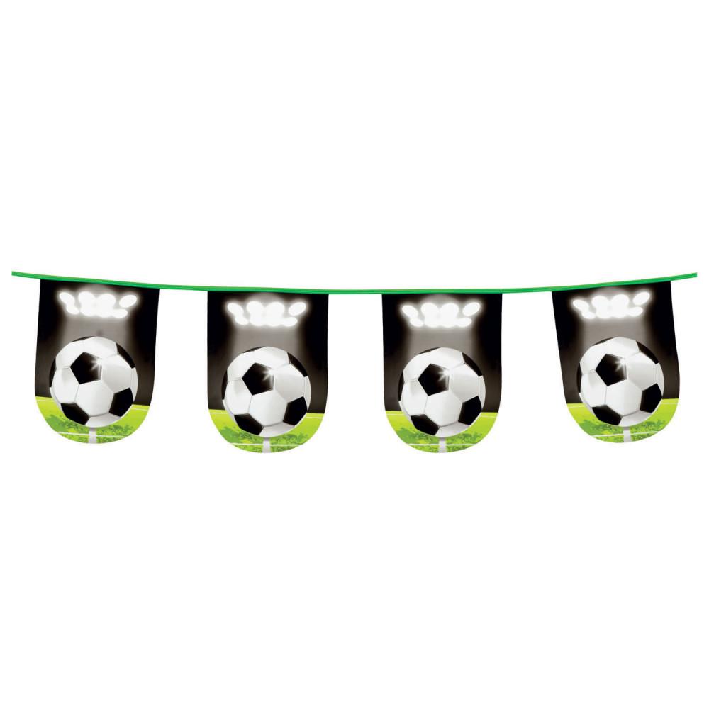Vlaggenlijn Voetbal, 6mtr.