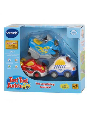 VTech Toet Toet Auto's - Trio...