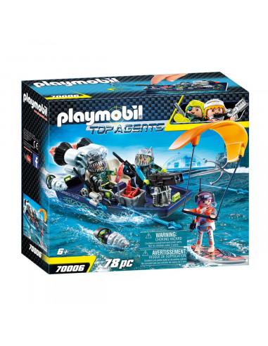 Playmobil 70006 Team S.H.A.R.K....