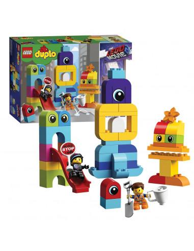 LEGO DUPLO 10895 Visite voor Emmet en...
