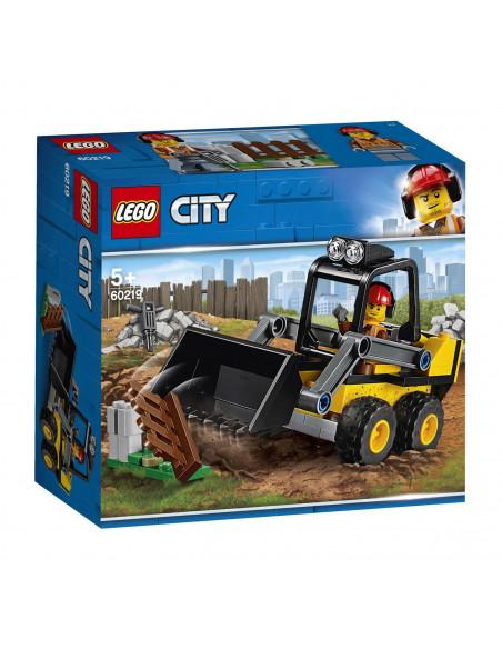 LEGO City 60219 Bouwlader