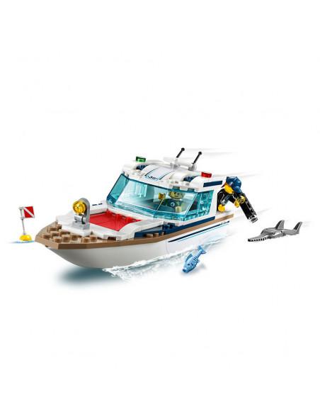 LEGO City 60221 Duikjacht
