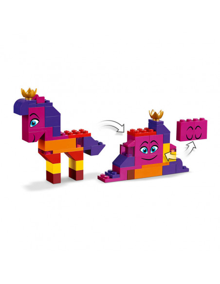 LEGO Movie 70824 Maak kennis met Koningin Wiedanook Watdanoo