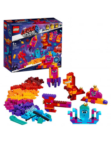 LEGO Movie 70825 Koningin Wiedanook...