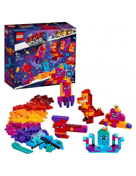 LEGO Movie 70825 Koningin Wiedanook Watdanook's Bouw iets Do