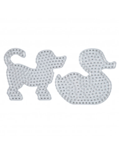 Hama Strijkkralenbord Maxi - Hond en...
