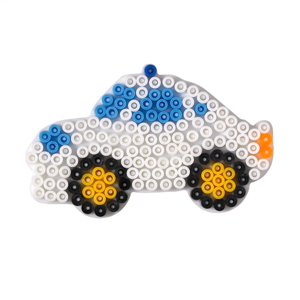Hama Strijkkralenbordje - Auto