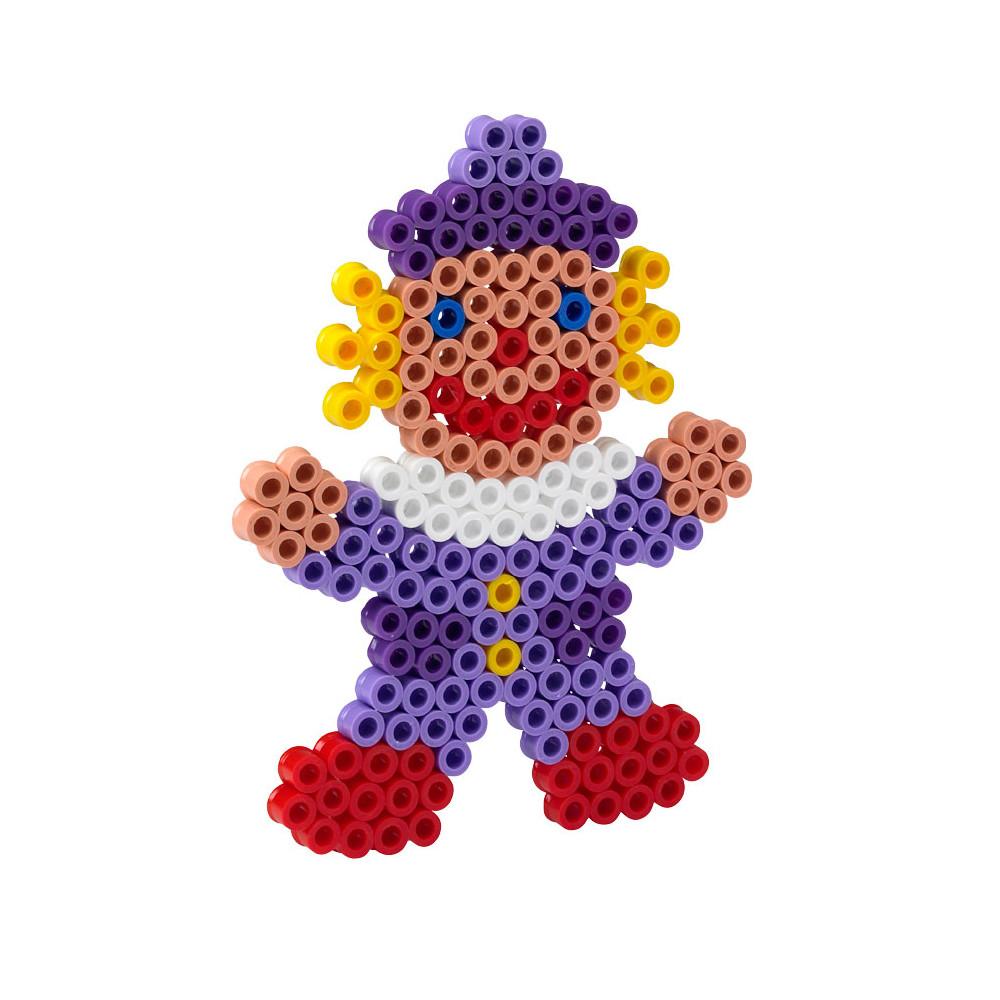 Hama Strijkkralenbordje - Maxi Clown