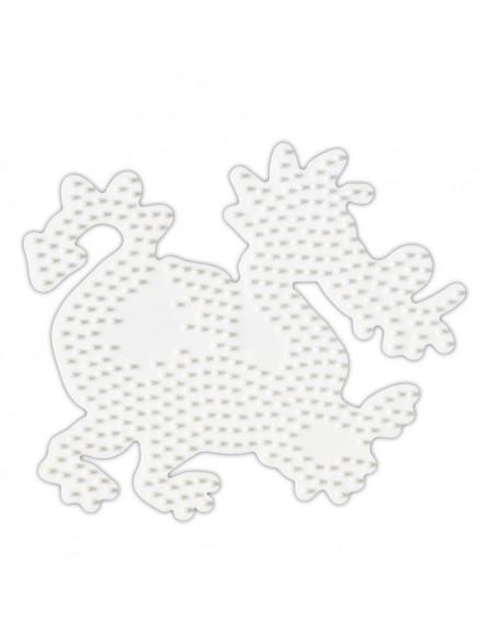 Hama Strijkkralenbordje - Draak
