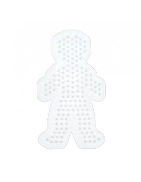 Hama Strijkkralenbordje - Jongen