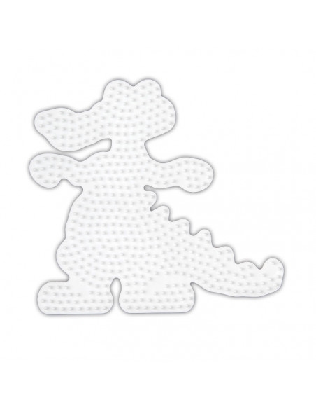 Hama Strijkkralenbordje - Krokodil