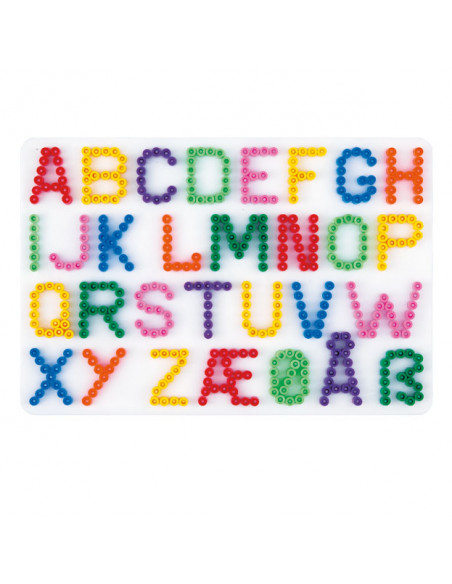 Hama Strijkkralenbordje - Letters