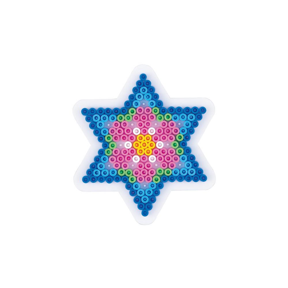 Hama Strijkkralenbordje - Ster