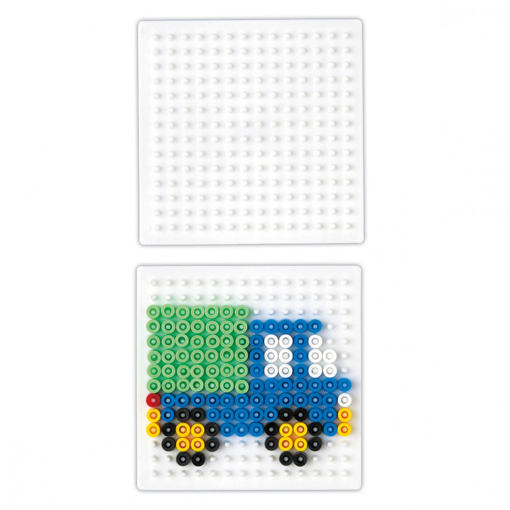 Hama Strijkkralenbordje - Vierkant Klein