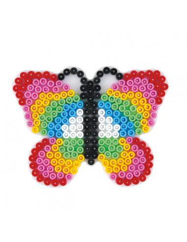 Hama Strijkkralenbordje - Vlinder BT