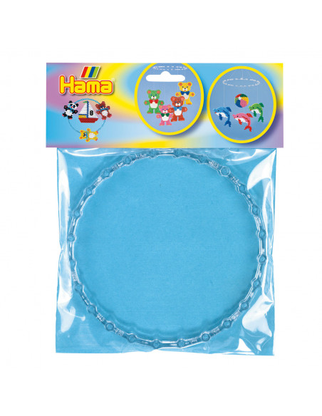 Hama Strijkkralen Mobile ring, 2st.