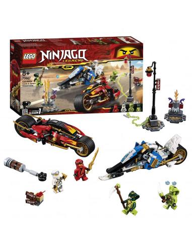 LEGO Ninjago 70667 Zwaardmotor Kai &...