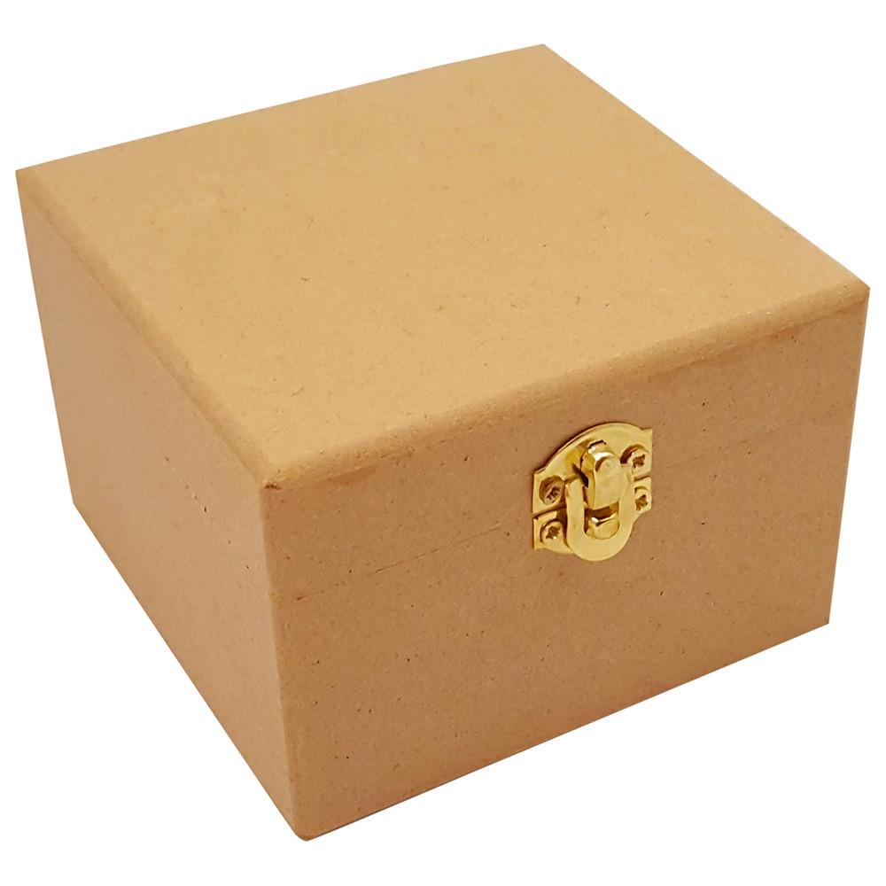 Kistje Vierkant MDF