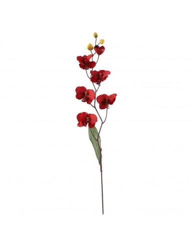Zijde Kunstbloem 'Phalaenopsis'...