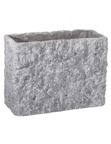 Bloempot Detroit Cement Rechthoek