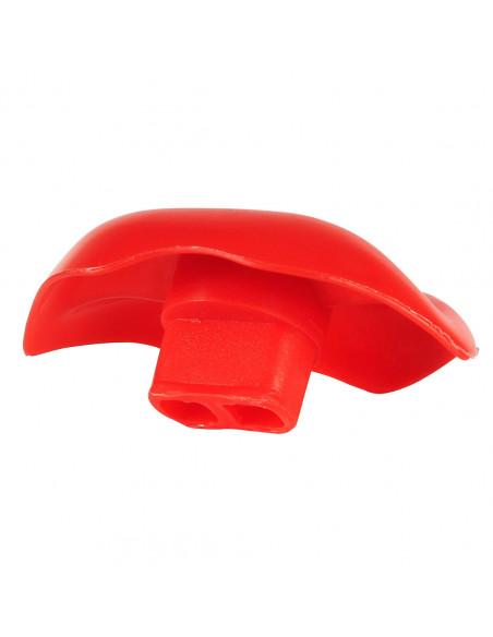 Fluitende Lippen - Rood