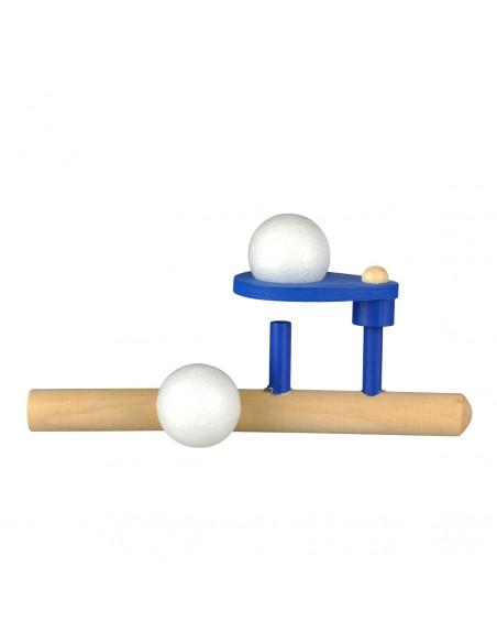 Blaasspel Zwevende Bal