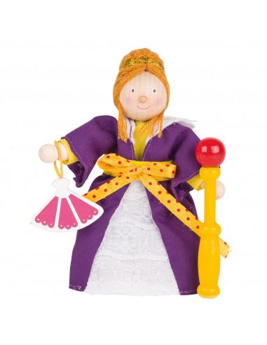 Poppenhuispop Koningin