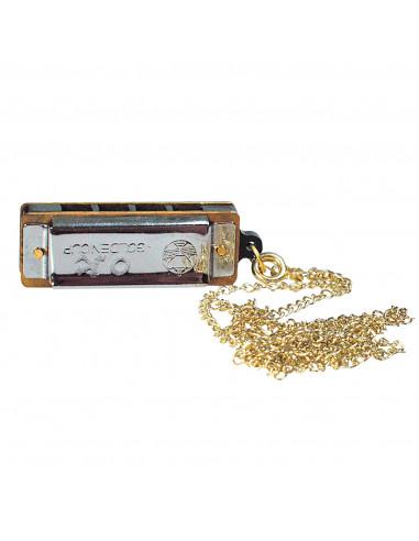 Metalen Mondharmonica