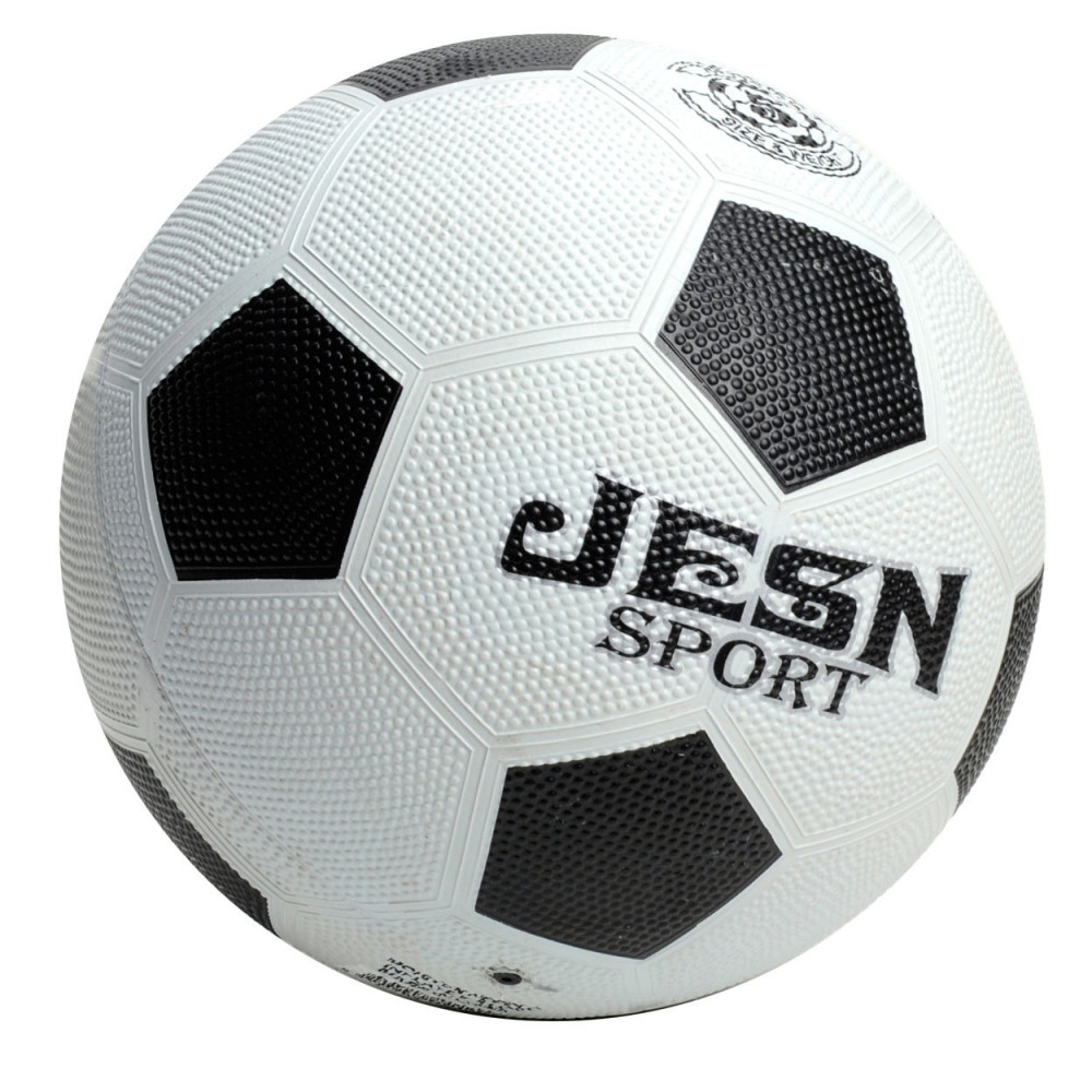 Rubber Voetbal