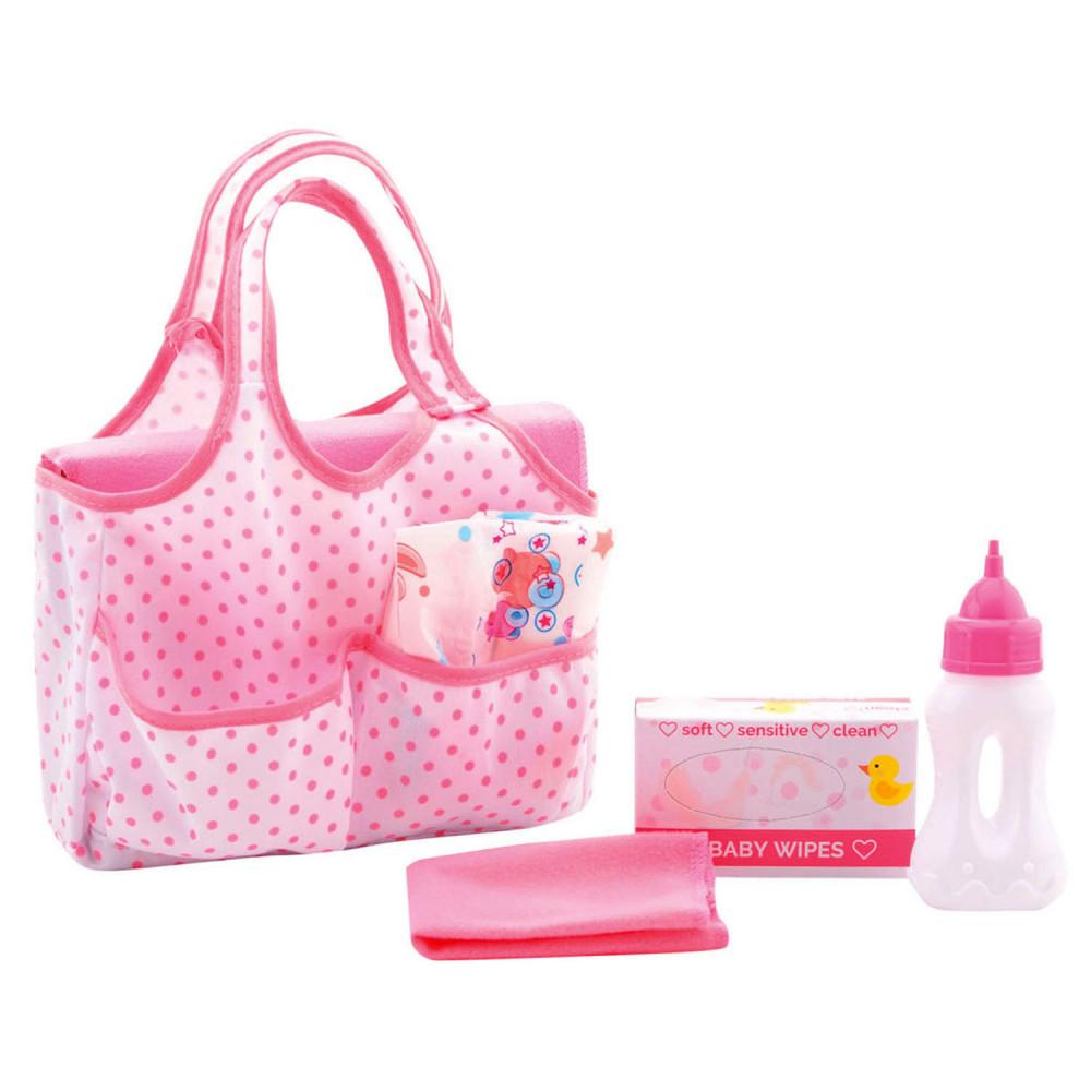 b8e6e9da1f5 Baby Rose Luiertas met Accessoires online kopen? | SpeelgoedFamilie.nl