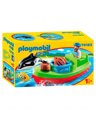 Playmobil 70183 Vissersboot