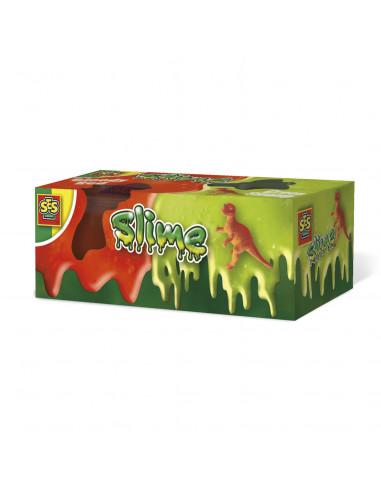 SES Slime 2x120gr - T-rex