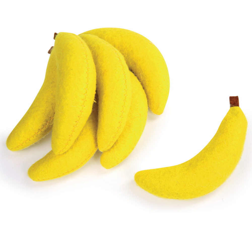 Vilt Bananen
