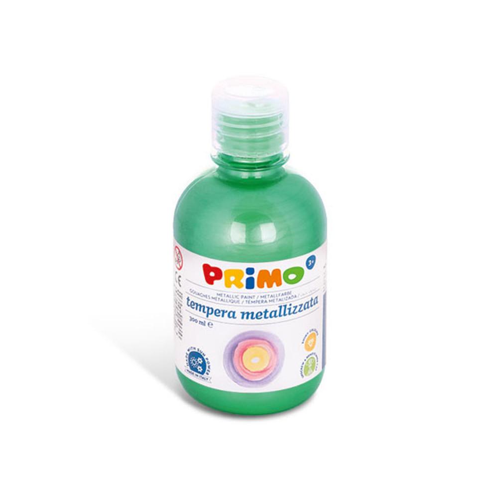 Schoolverf Metallic Helder Groen, 300 ml