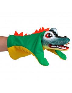 Handpop Krokodil