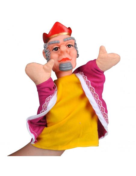 Handpop Koning