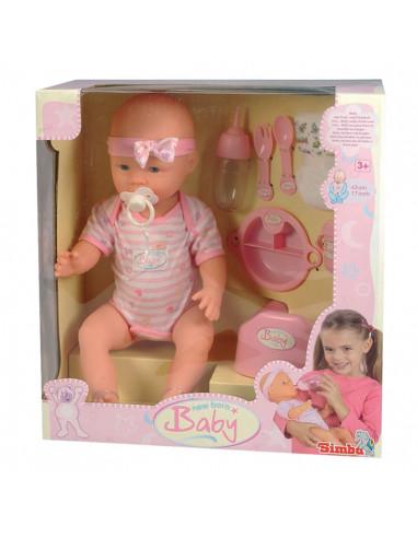New Born Baby Pop Kan Drinken En...