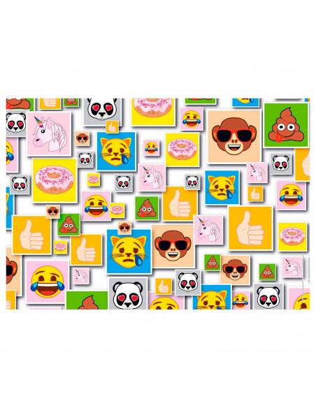 Clementoni Puzzel Emoji, 104st.
