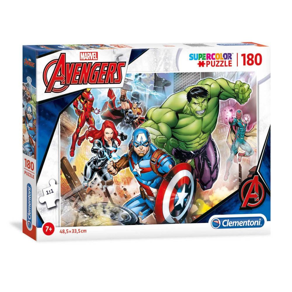 Clementoni Puzzel The Avengers, 180st.